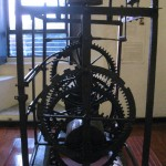 The First Working Clock in Americas