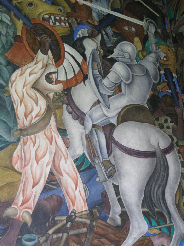 Diego Rivera Mural