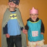 Our Superhero & Princess